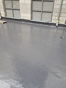 commercial roofing in nottingham